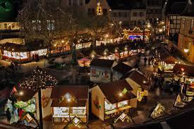 Colmar Weihnachtsmarkt.Weih Colmar